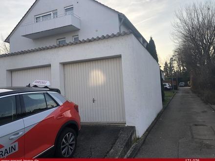 * Eine Wohnung mit Potenzial * Garage * Garten * vermietet * S-Bahn*