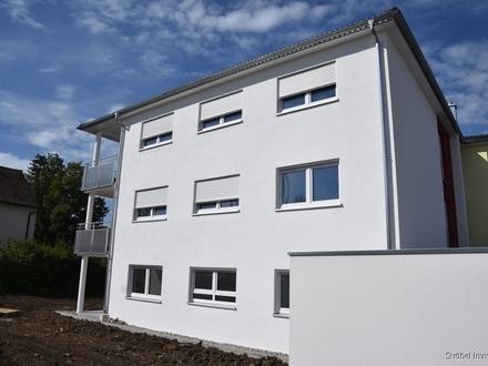 Moderne 3-Zimmerwohnung im schönen Uffenheim - Erstbezug