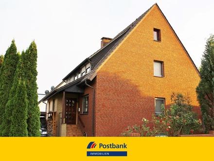 Schöne Doppelhaushälfte mit pflegeleichtem Garten in ruhiger Wohnlage von Löhne - Gohfeld