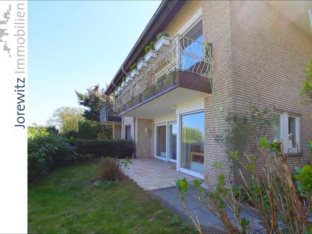 Bi-Musikerviertel: Möblierte 1 Zimmer-Wohnung mit großer Terrasse in Top-Lage von Bielefeld