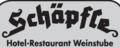Schäpfle - Hotel-Restaurant Weinstube