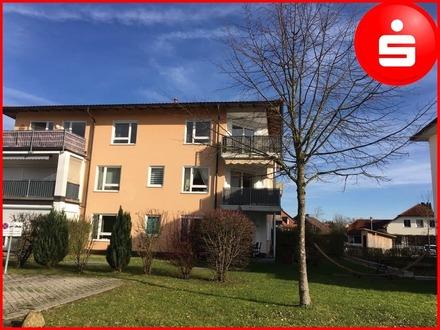 Vermietete 3-Zimmer-Eigentumswohnung in Mühldorf - Süd