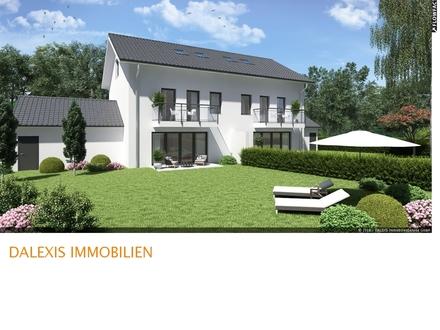 Schlüsselfertig / Baubeginn in Kürze - moderne Neubau-Doppelhaushälfte