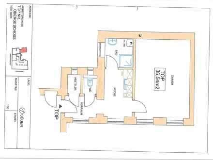 Single-Wohnung 1050 Wien