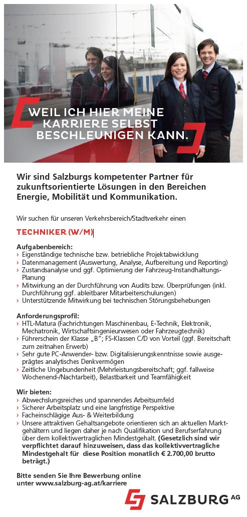 Wir sind Salzburgs kompetenter Partner für zukunftsorientierte Lösungen in den Bereichen Energie, Mobilität und Kommunikation.