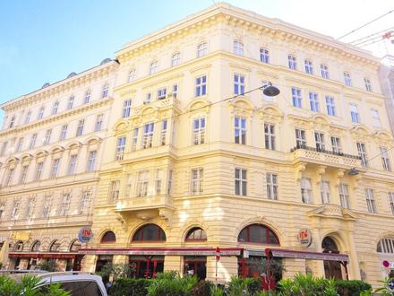 Repräsentative 5-Zimmer Altbauwohnung beim Schwarzenbergplatz