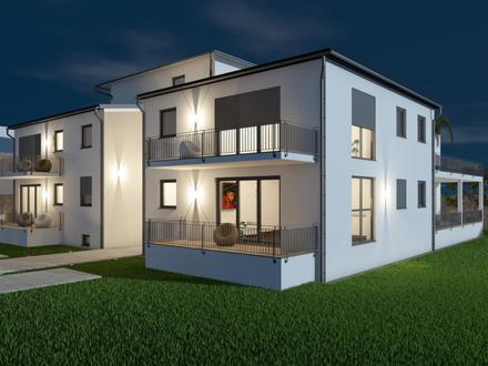 Modern geschnittene 3 Zimmer Wohnung mit Balkon Provisionsfrei