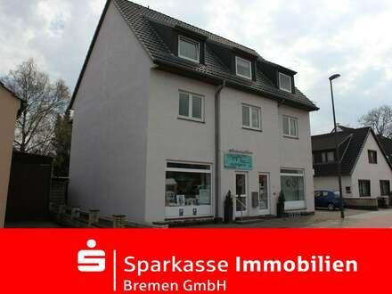 Gepflegtes Renditeobjekt in Bremen-Arsten mit 4 Wohnungen und 1 Gewerbeeinheit (voll vermietet)
