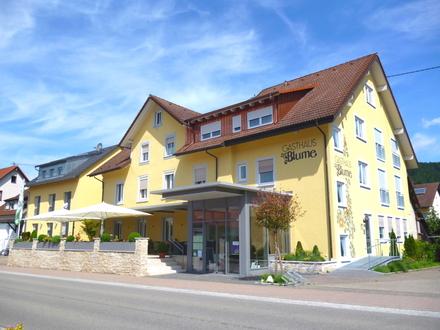 Mitten im Schwarzwald - top gepflegtes Hotel-Restaurant mit hohem Potential sucht Nachfolge!