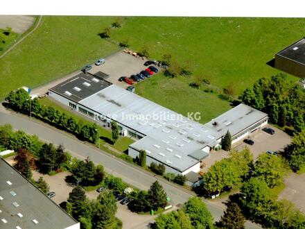 ROSE IMMOBILIEN KG: 400 m² Teilflächen in einem Gewerbeobjekt in Löhne zu vermieten!