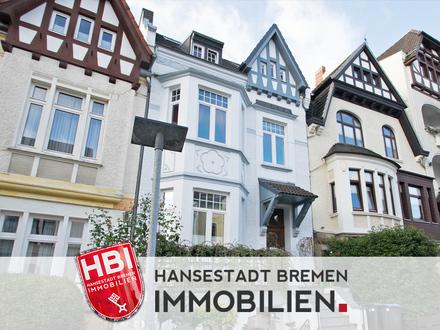 Schwachhausen / Kapitalanlage / Schöne 2-Zimmer-Wohnung mit Terrasse in bester Lage
