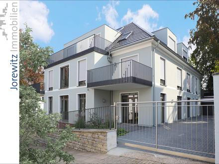 Bielefeld-Musikerviertel: Moderne und helle 2 Zimmer Neubauwohnung mit schönem Balkon