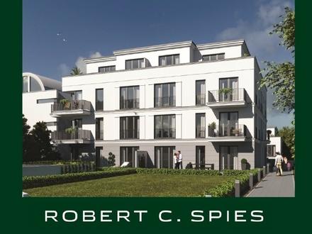 *Neubau allee 36* 2-Zimmer-Apartment mit eigenem Gartenteil