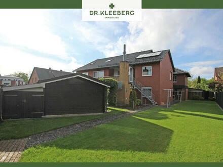 Großes Ein- bis Zweifamilienhaus in ruhiger Wohnlage von Rheine-Hauenhorst