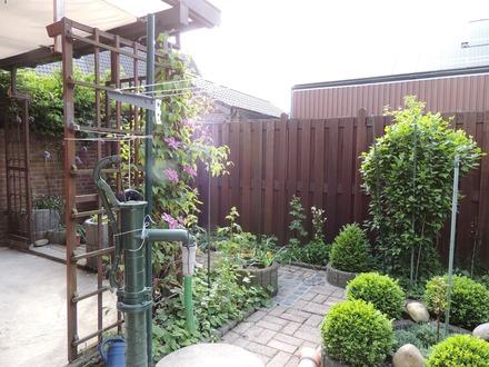EG-Wohnung mit toller Terrasse für ein Single oder Pärchen zu vermieten!