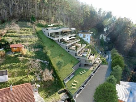 LUXUSPENTHOUSE TOP 2 MIT 97,48 m² SONNENTERRASSE   NEUBAU   PROVISIONSFREI DIREKT VOM BAUTRÄGER