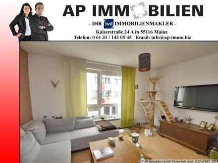 ALTSTADT - Kapitalanlage oder Eigennutzung, 2-Zimmer-Wohnung mit Balkon