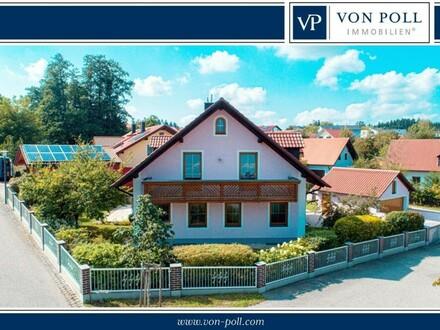 Großzügiges Einfamilienhaus mit regionalem Charme in Taufkirchen/Vils
