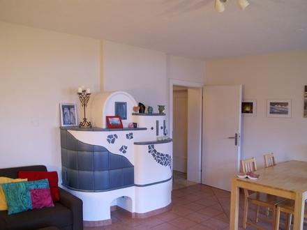 Mietwohnung in Kaprun mit Blick auf das Kitzsteinhorn