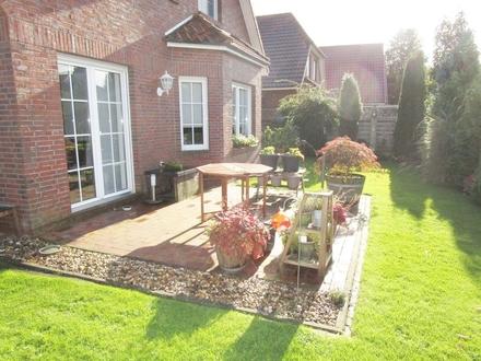Einfamilienhaus mit Garten und Garage in ruhiger Sackgassenlage von Ohrwege!