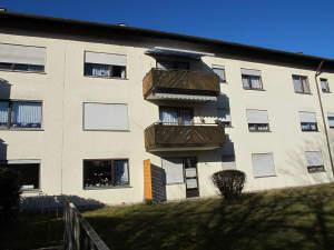 Helle u. ruhig gelegene 2 Zimmer ETW mit Tiefgaragenstellplatz in Burghausen