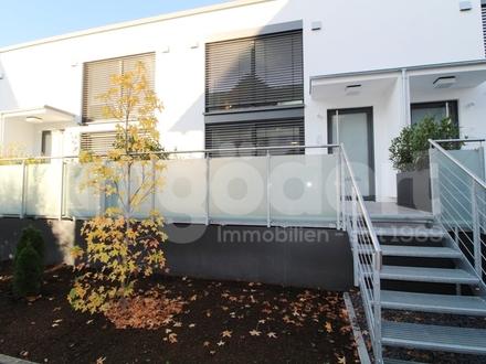 Neubau-Stadthaus zur Miete! In Stadtlage mit Top-Ausstattung.