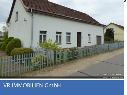 Bauernhaus mit Scheune in ländlicher Randlage von Herzfeld