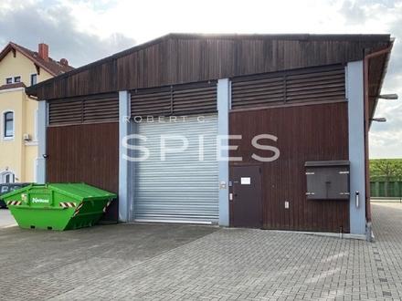 Ca. 275 m² Hallenfläche mitten in Bremerhaven