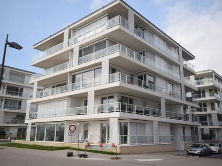 1. Monat mietfrei ! Neuwertige Wohnung mit gehobener Ausstattung und maritimem Umfeld