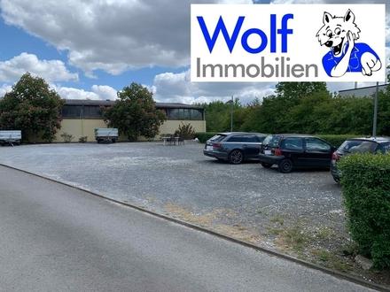 ~~Abstellplatz im Industriegebiet Bünde Ennigloh~~