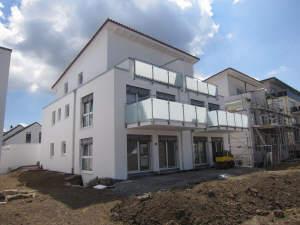 Attraktive Neubauwohnung mit gehobener Ausstattung in kleiner Wohneinheit