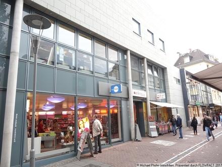 Preisreduzierung! Erstklassige Handelsflächen in 1 A - Lage der Mainzer Fußgängerzone!