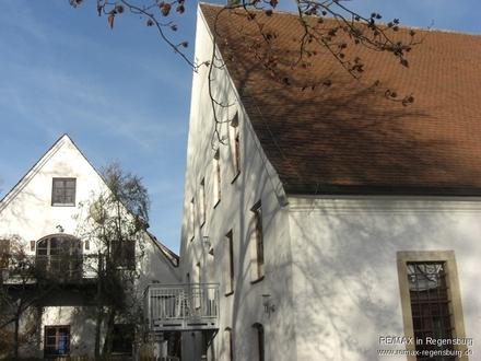 Rarität in der ehemaligen Schlossökonomie