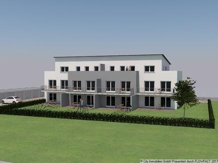 3-Zi.-Neubauwohnung mit Südbalkon!