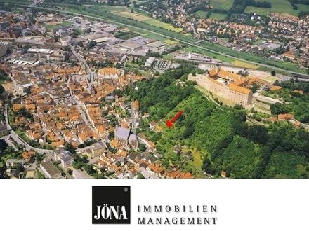 Wohnen am Fuße der Plassenburg - Einfamilienhaus im Grünen mit Blick über Kulmbach