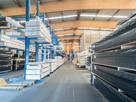 6.000 m² Hallenfläche im Industriehafen Bremen