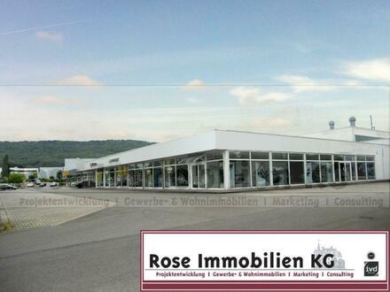 ROSE IMMOBILIEN KG: Teilflächen: Bereich Porta-Einkaufszentrum - Top Laden und Lager