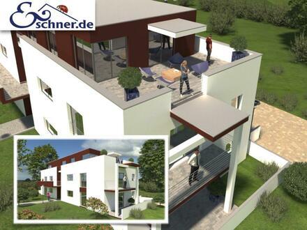 Erschwingliches, modernes Neubau-Penthouse zwischen Mannheim, Worms und der Bergstraße!