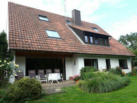 2 7 4 m² Großfamilienhaus mit 2 Wohnungen in begehrter Wohnlage nahe Schwabachtalgrund