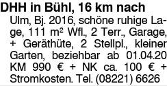 DHH in Bühl