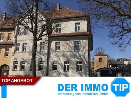 3 Zimmerwohnung mit gemeinschaftlichen Garten in Chemitz Siegmar zur Miete