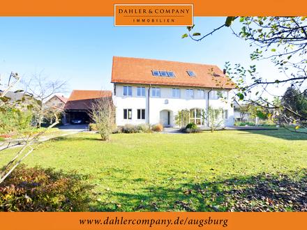 Einzigartiges Architekten-Haus in zentraler Lage in Türkheim