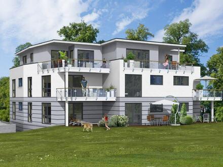 Verkauft!Traumhaftes Penthouse mit tollem Blick in Hüllhorst!