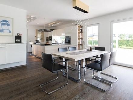 Einfamilienhaus-Wals-Salzburg-Koch-Essbereich