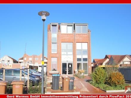 Maisonettewohnung mit Balkon im Zentrum von Haren zu verkaufen!