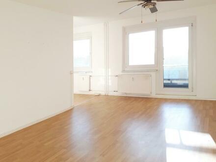1-Raum-Wohnung mit Balkon!