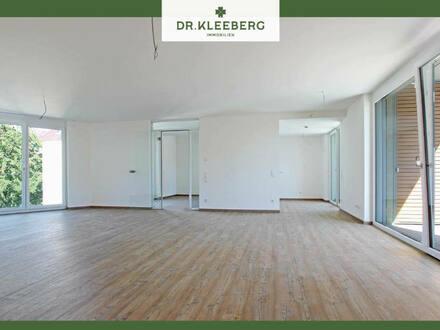 Topmoderne 4-Zimmer-Wohnung mit großen Südloggien in Münster-Pluggendorf