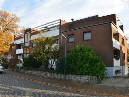 Gepflegte 2-Zimmer ETW mit Tiefgaragenstellplatz in zentraler Lage von HB-St. Magnus