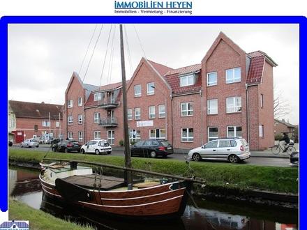 !!!Barrierefreie Obergeschosswohnung mit Balkon im Zentrum von Papenburg-Untenende!!!