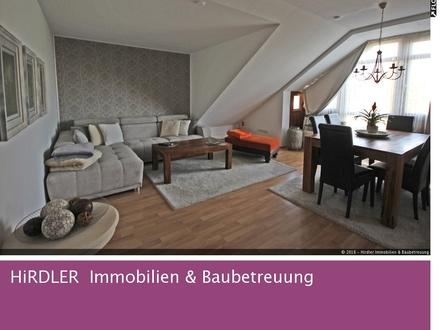 Topp gepflegt und geräumigt: 4 1/2-Zimmer-Maisonette mit Traum-Ausblick!